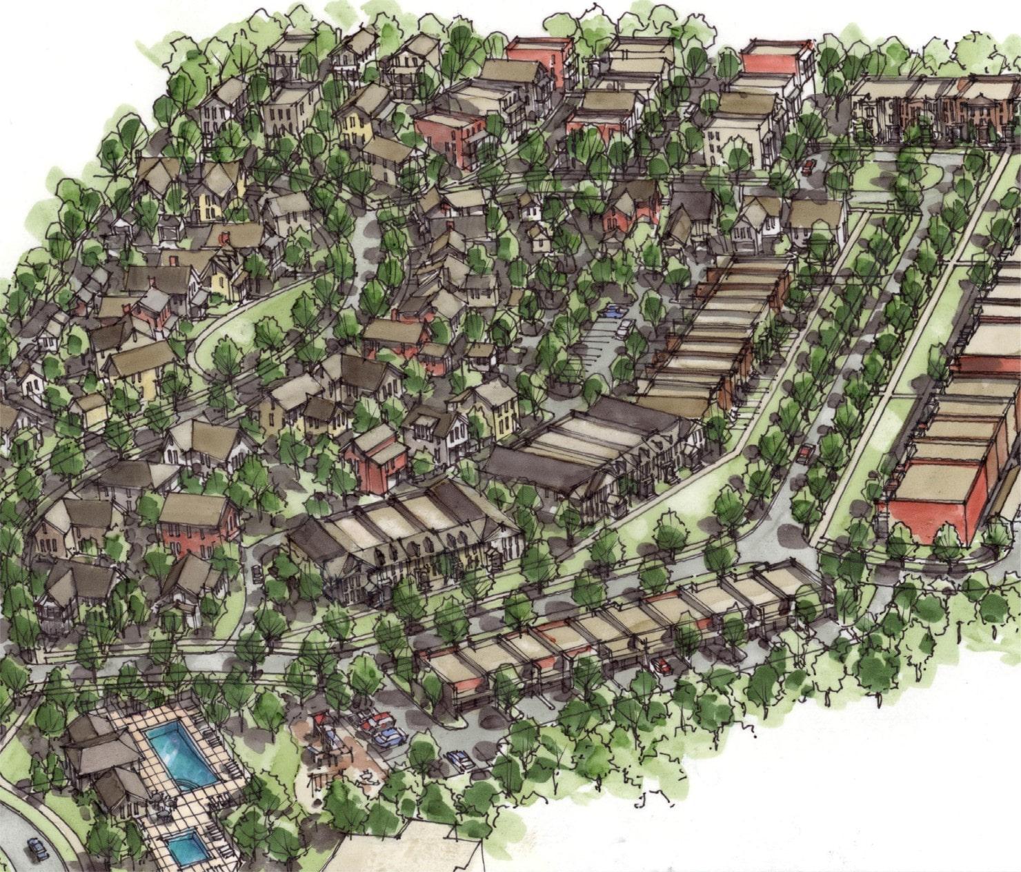 Atlanta Landscaping Portfolio: Adamsville