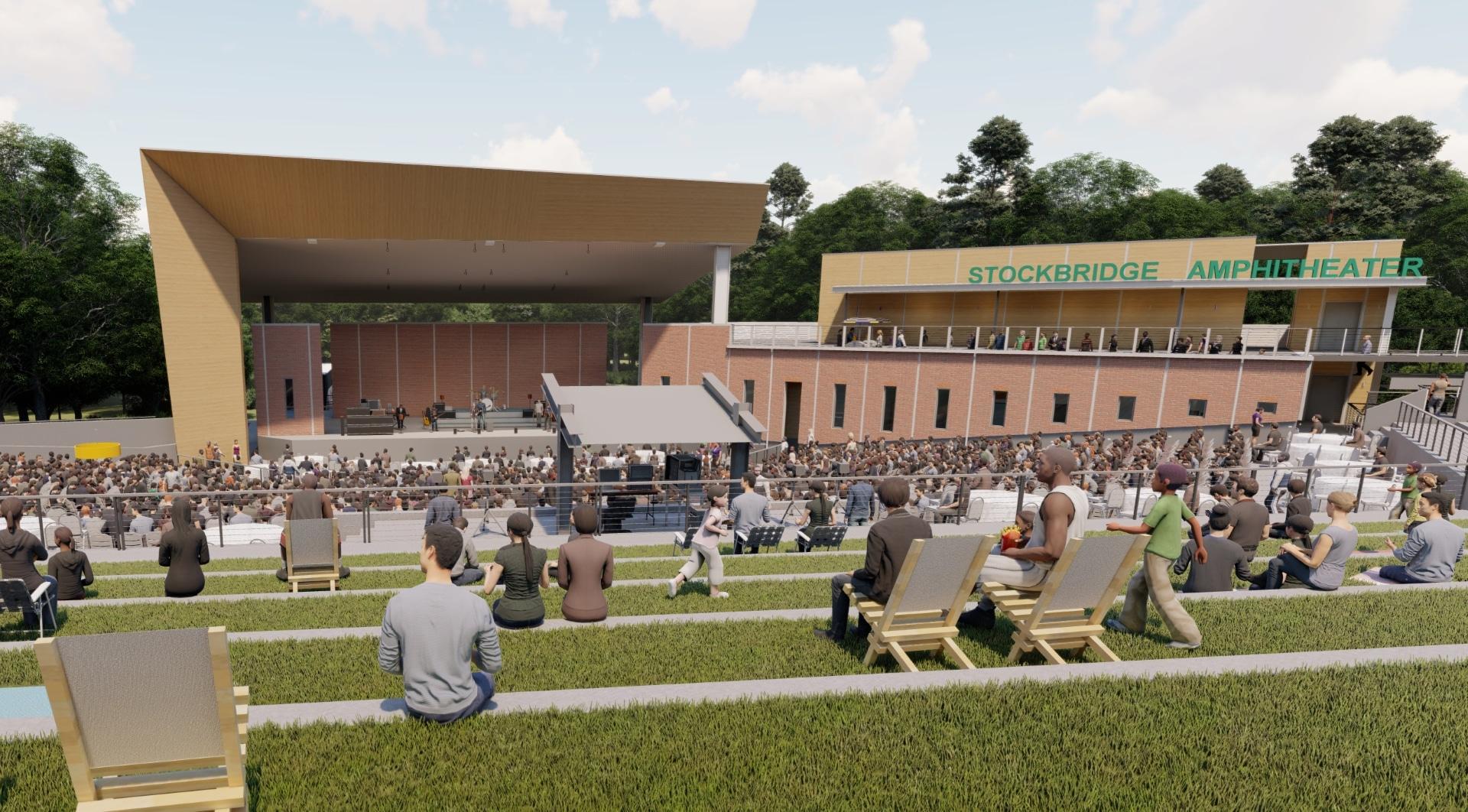 Stockbridge Amphitheater
