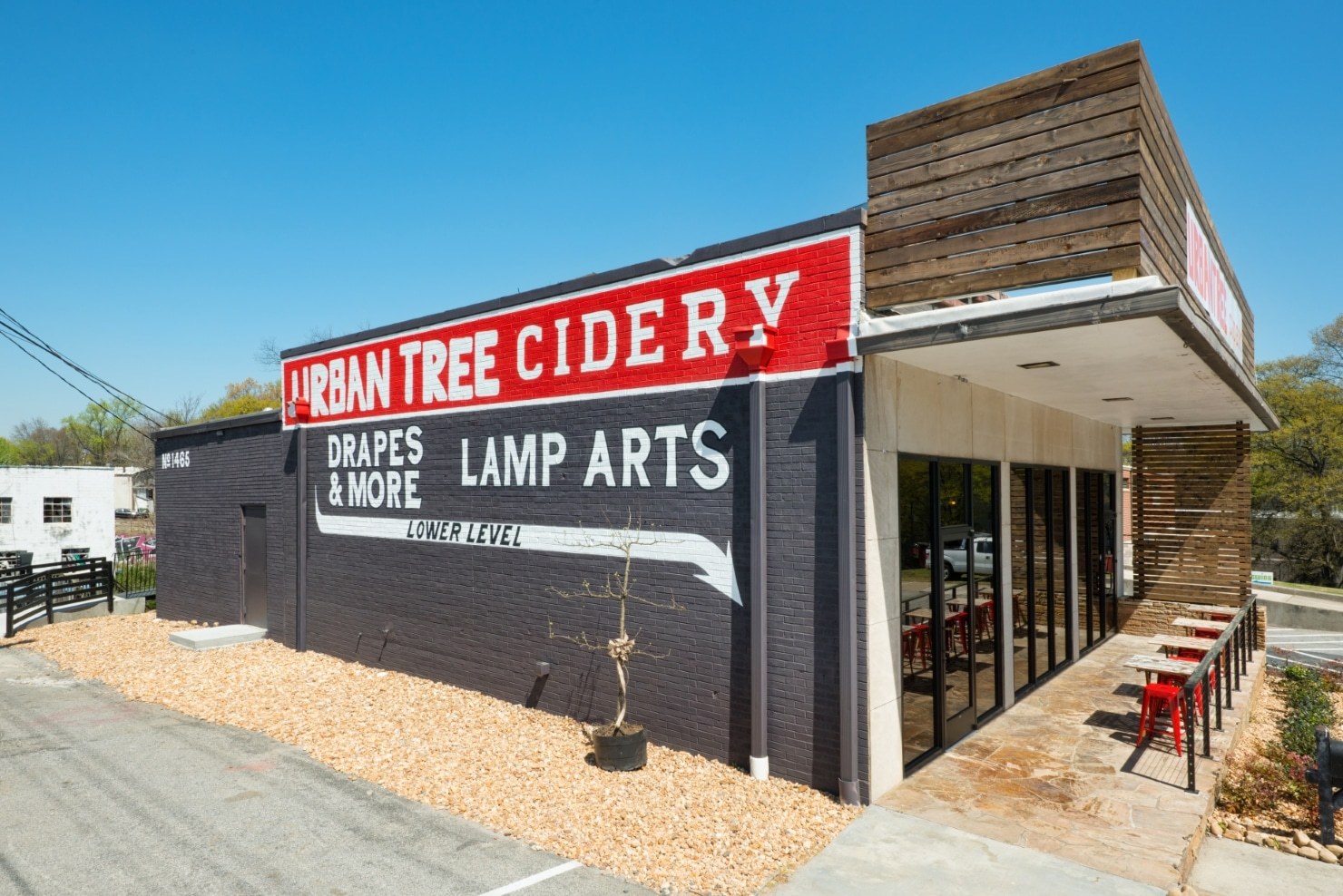 Urban Tree Cidery Renovation