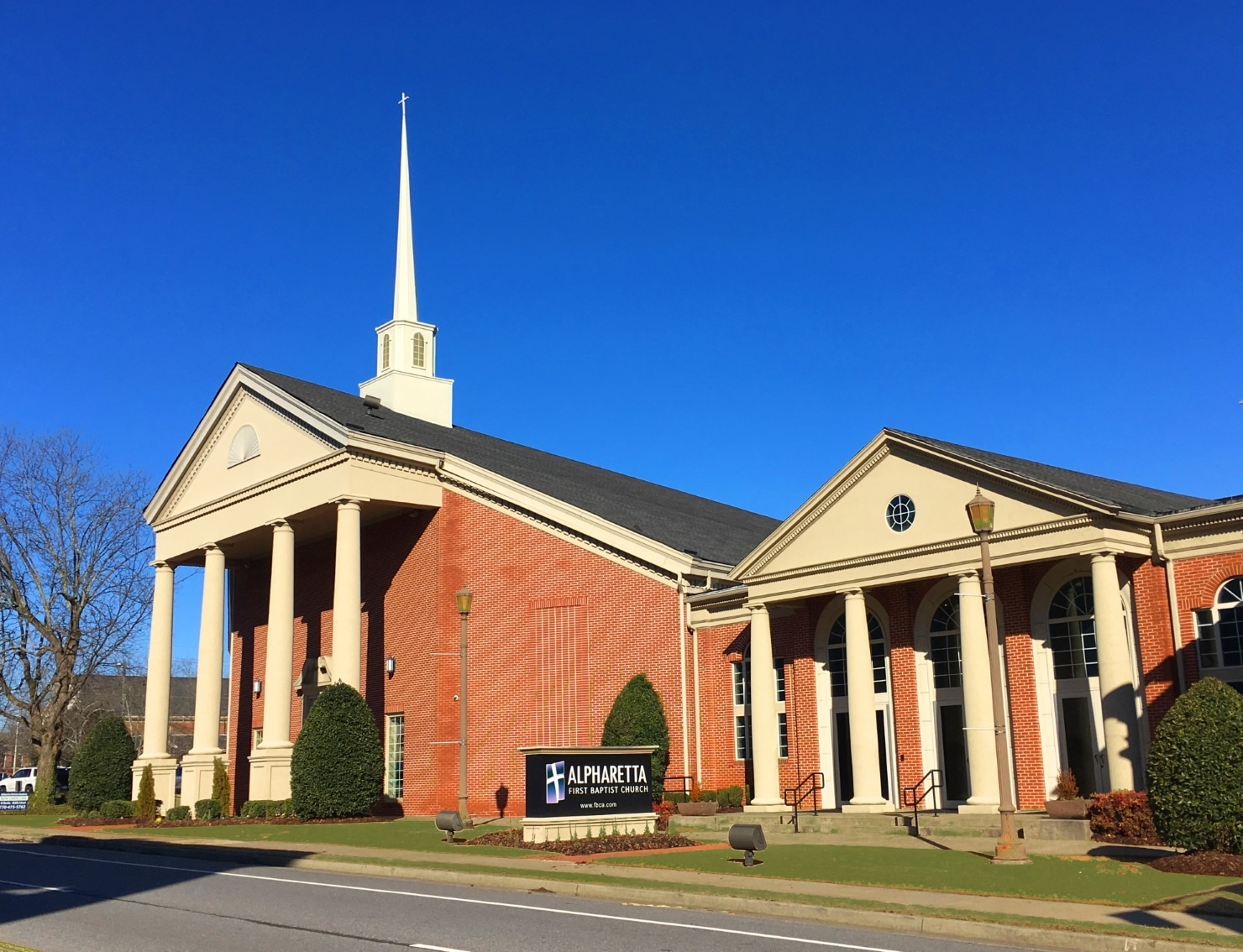 First Baptist Church Alpharetta