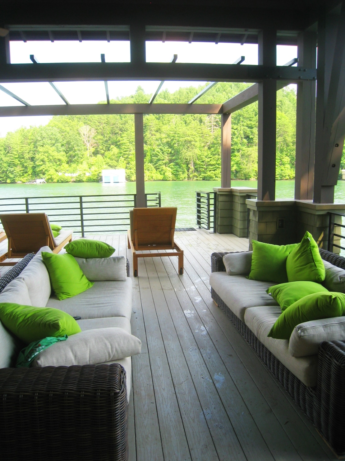 Wagner Residence and Boathouse