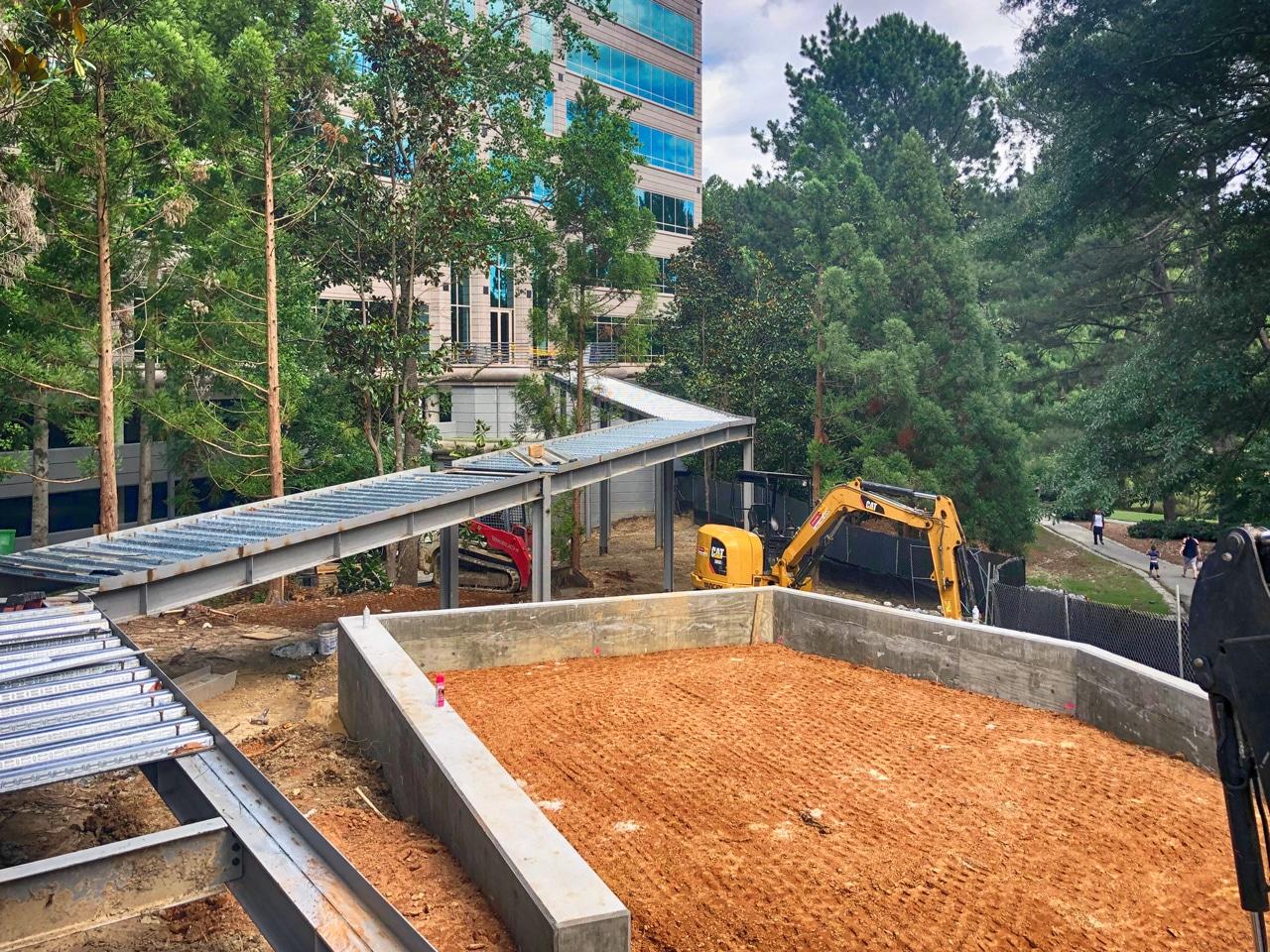 TSW Landscape Architecture Building Bridges in Lenox Park