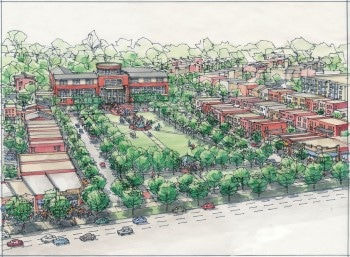 Muscogee County School District Traditional Neighborhood Plan
