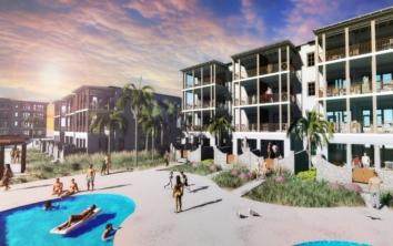 Almond Beach Village