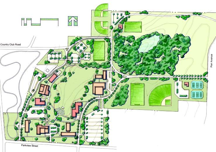 TSW DyersburgStateCommunityCollege02 Dyersburg State Community College Master Plan    TSW
