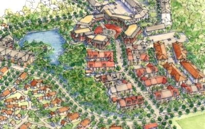 TSW Oglethorpe-University-Village_000-400x253 LANDSCAPE ARCHITECTURE    TSW