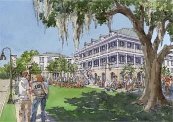 University of South Carolina Beaufort Master Plan