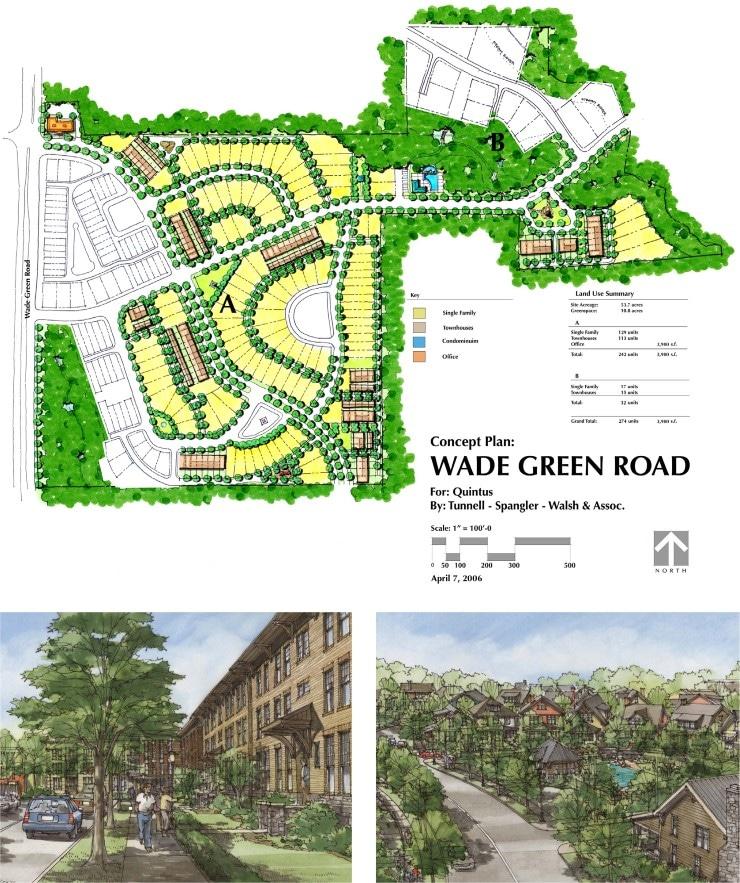 WADE GREEN ROAD