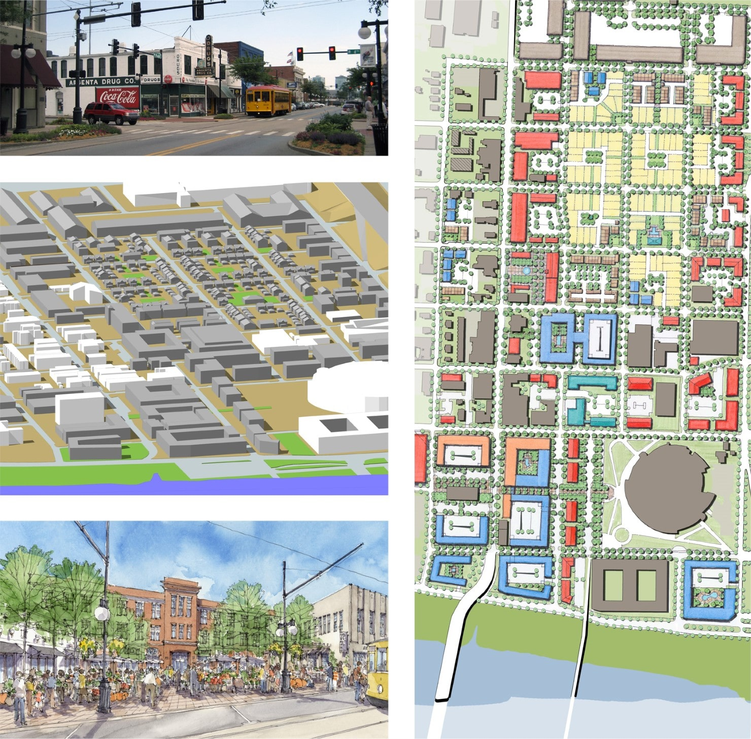 TSW ARGENTA_DOWNTOWN_DISTRICT_MASTER_PLAN_01 Argenta Downtown District Master Plan    TSW
