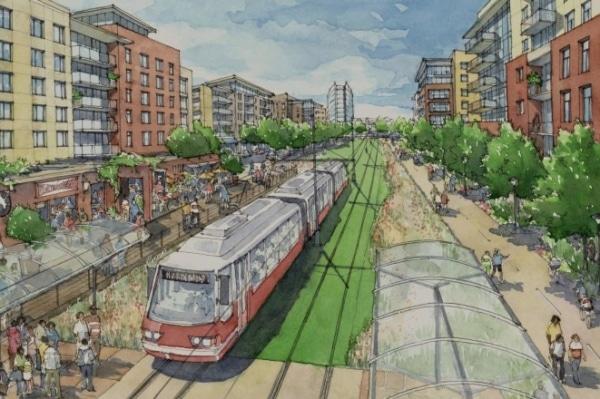 Atlanta BeltLine Master Plan: Subarea 1
