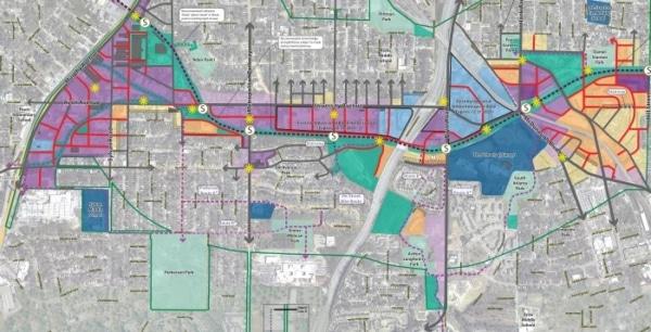 Atlanta BeltLine Master Plan: Subarea 2