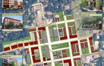 City of Monroe Town Center LCI Study