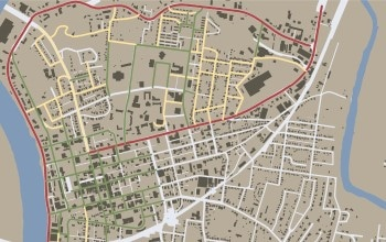 Clarksville Parking Street Network Study