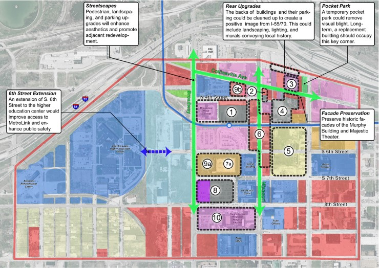DOWNTOWN IMPLEMENTATION PLAN