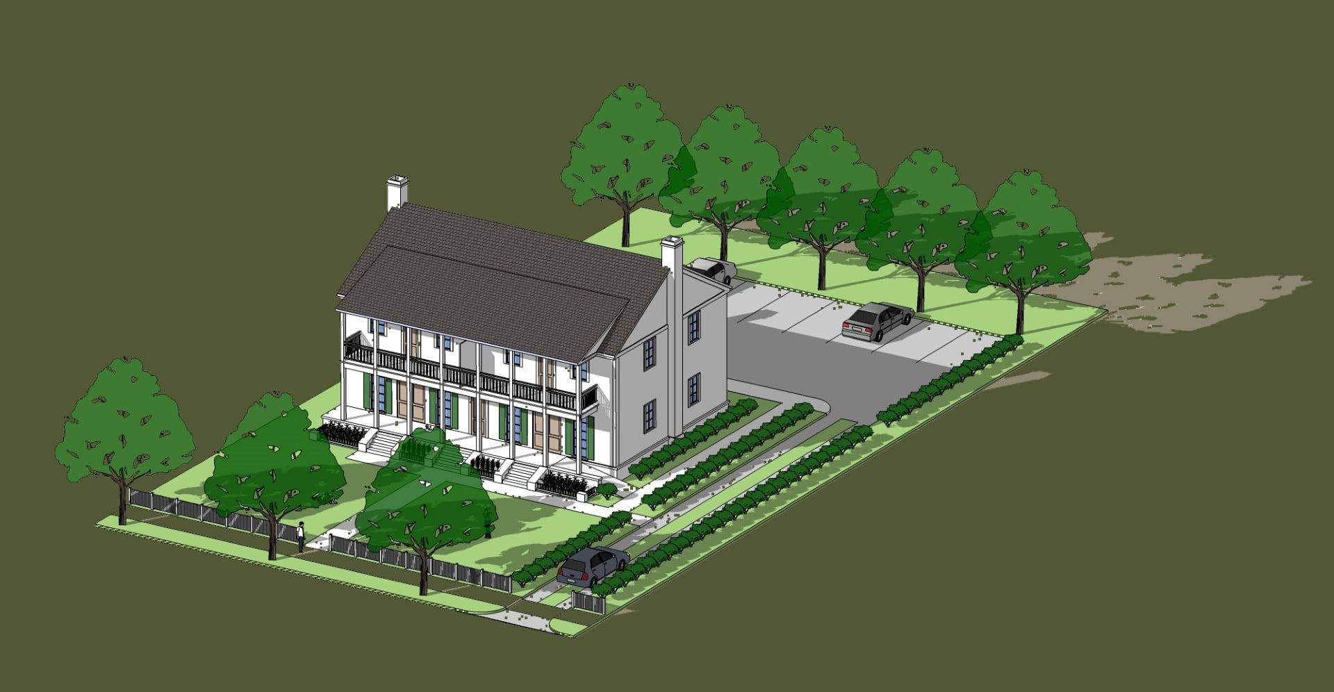 Hampton Town Center LCI Study