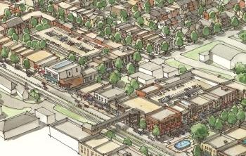 Hapeville Main Street Town Center LCI