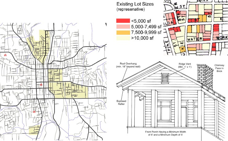 TSW HistoricInfillDistrict02 Historic Infill District Analysis & Code    TSW