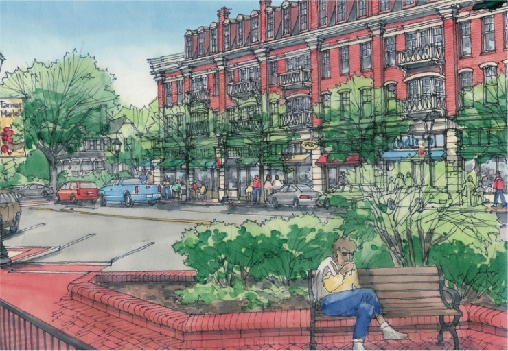 LAWRENCEVILLE MASTER PLAN AND DESIGN-BASED CODE