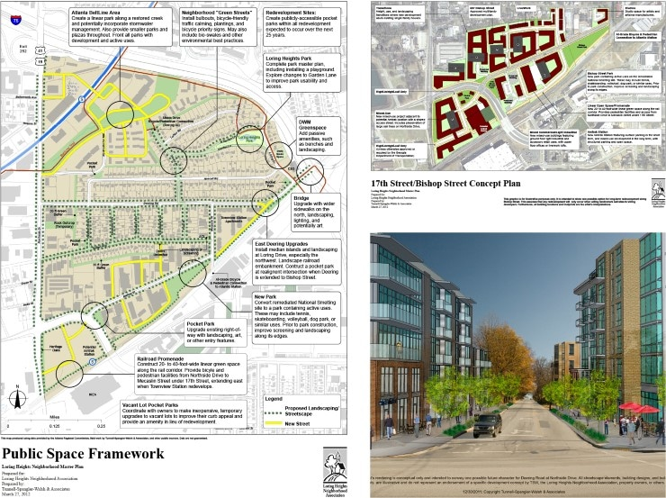 LORING HEIGHTS NEIGHBORHOOD MASTER PLAN