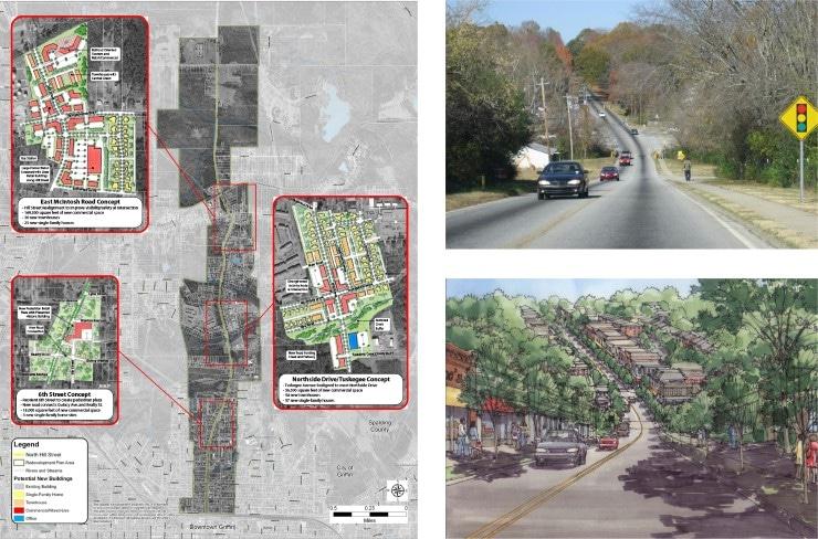 TSW NorthHillStreetRedevelopmentPlan02 North Hill Street Redevelopment Plan    TSW