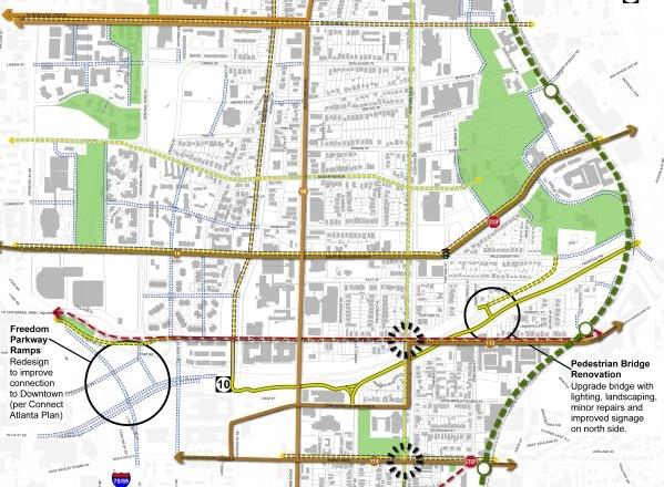 Old Fourth Ward Master Plan