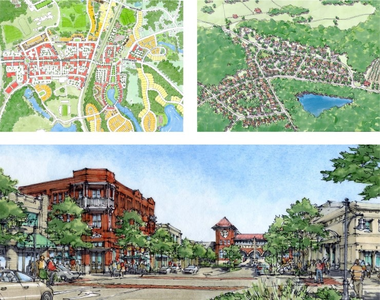 TOWN OF BLYTHEWOOD MASTER PLAN