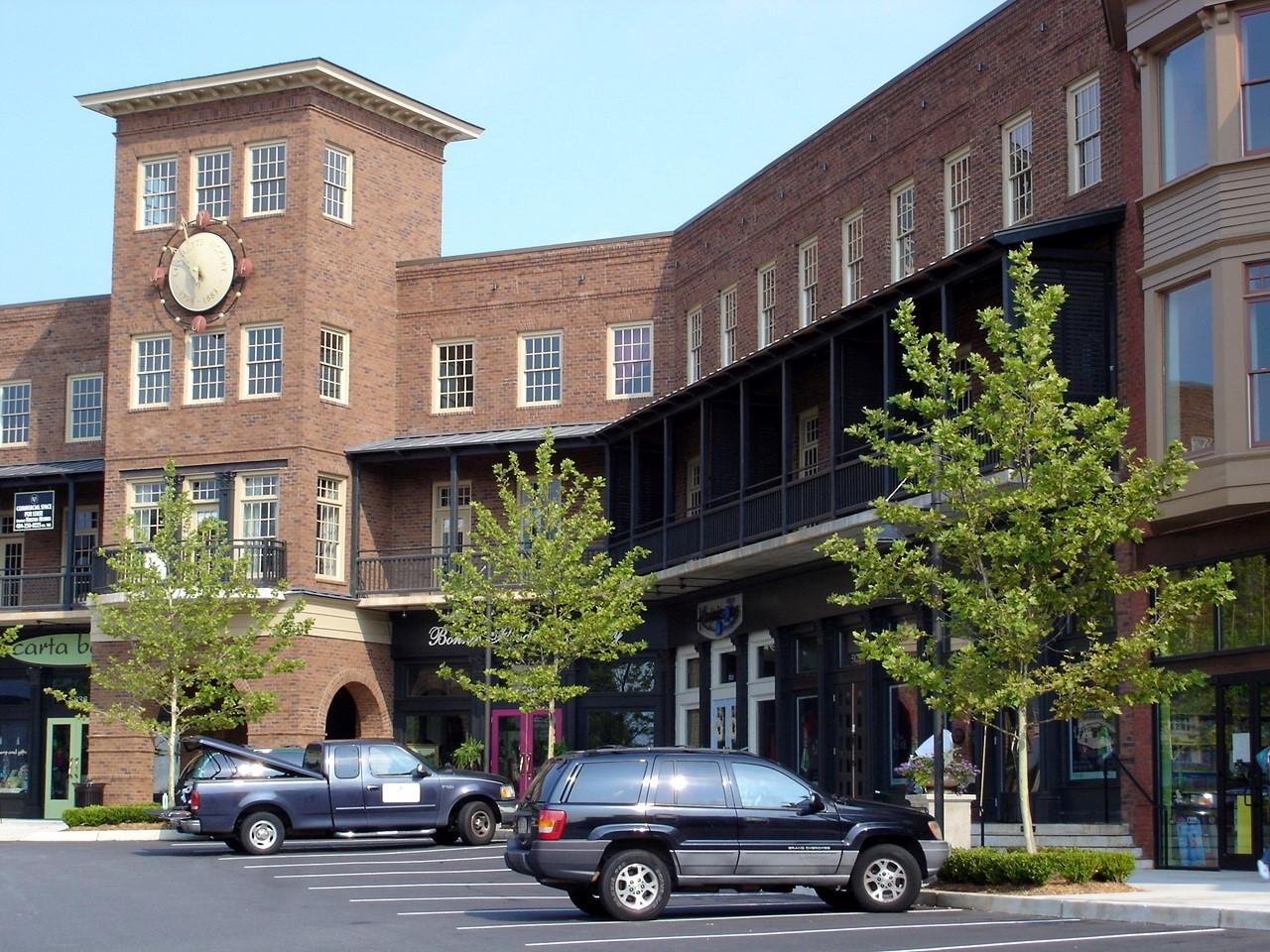 TSW Vickery-Town-Center-Streetscapes_005 Vickery Town Center Streetscapes    TSW