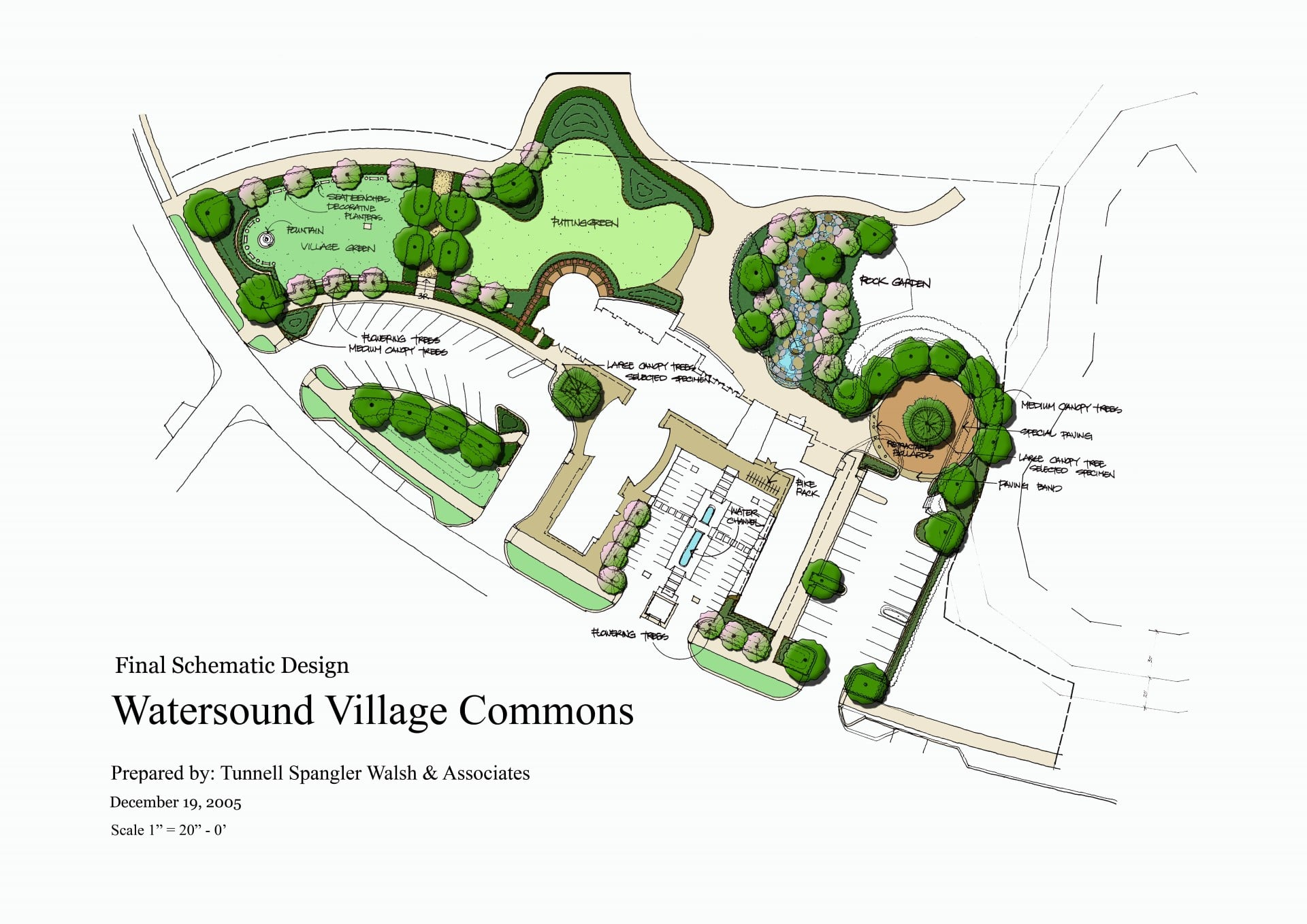 Watersound Parks and Open Spaces