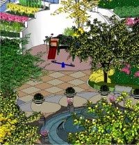 TSW YucuiyuanLandscapeDesign01 Yucuiyuan Landscape Design    TSW