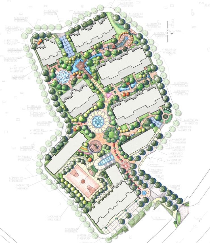 TSW YucuiyuanLandscapeDesign02 Yucuiyuan Landscape Design    TSW