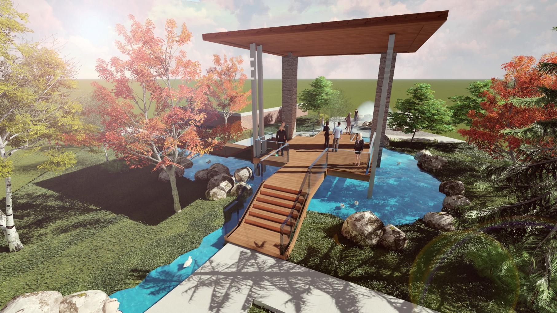 TSW Yucuiyuan_LumionStill3 Yucuiyuan Landscape Design    TSW
