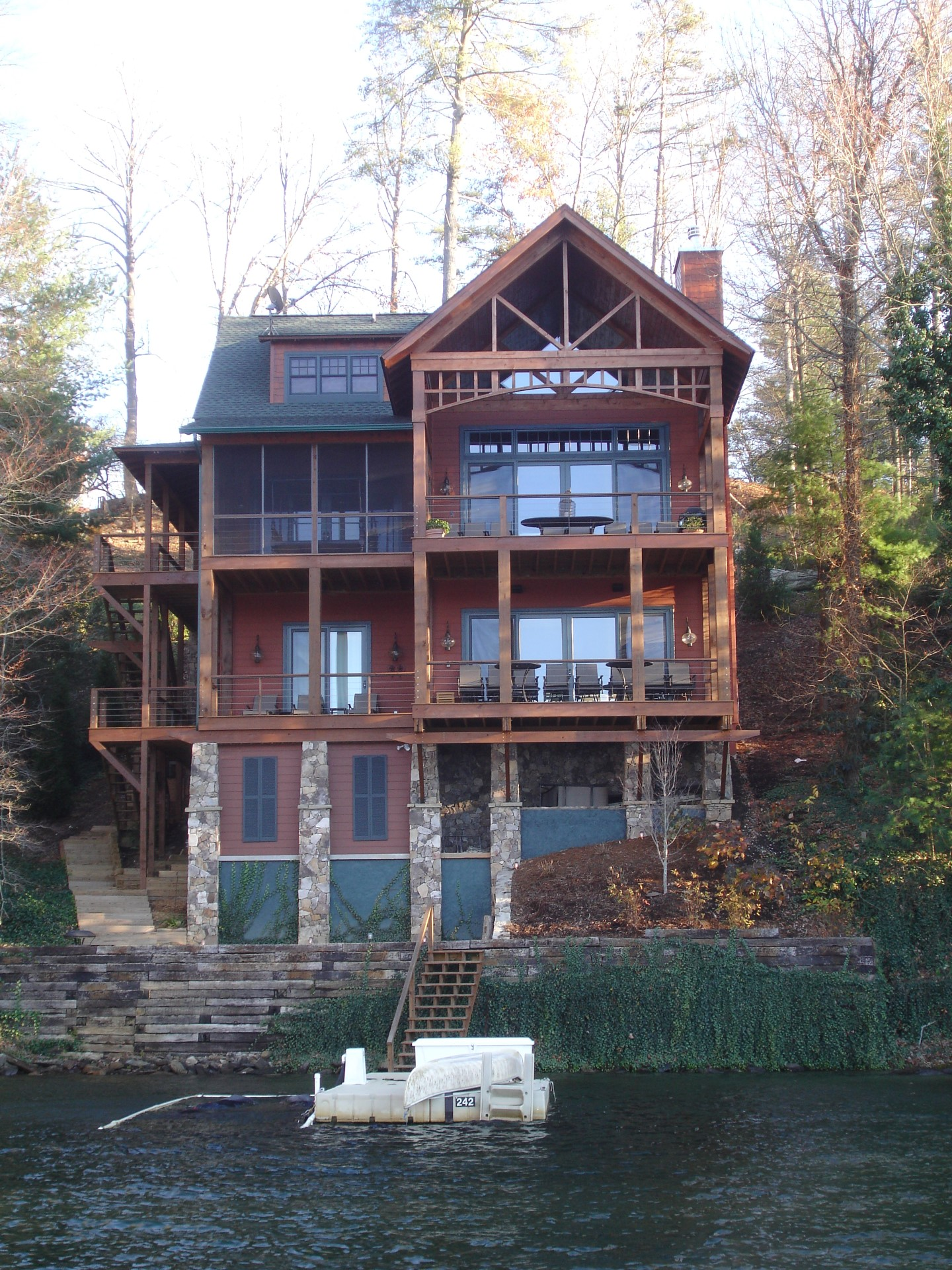 TSW Santeetlah-Lakeside-Architecture_009 Santeetlah Lakeside Architecture    TSW