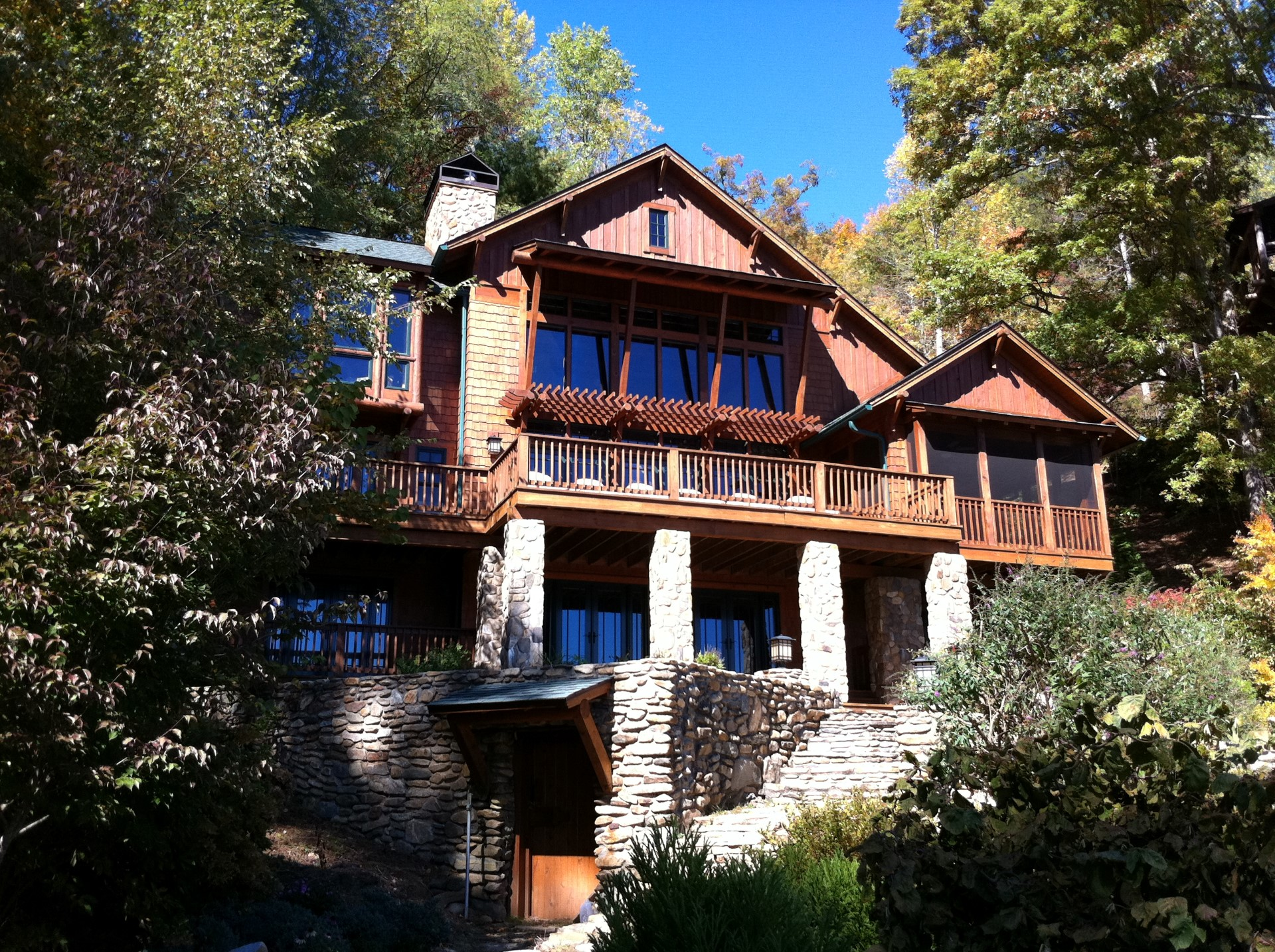 TSW Santeetlah-Lakeside-Architecture_010 Santeetlah Lakeside Architecture    TSW
