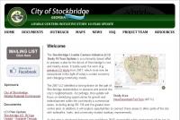 Stockbridge Works to Implement TSW's LCI Plan in 2013