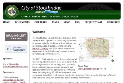 Stockbridge Works to Implement TSW's LCI Plan in 2013