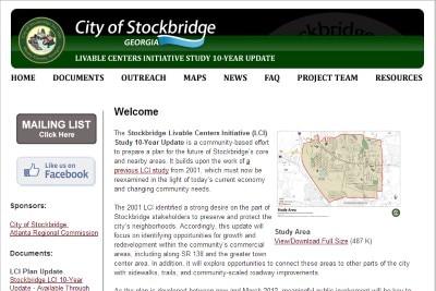 TSW StockbridgeLCI Stockbridge Works to Implement TSW's LCI Plan in 2013 In The News Planning  TSW   TSW
