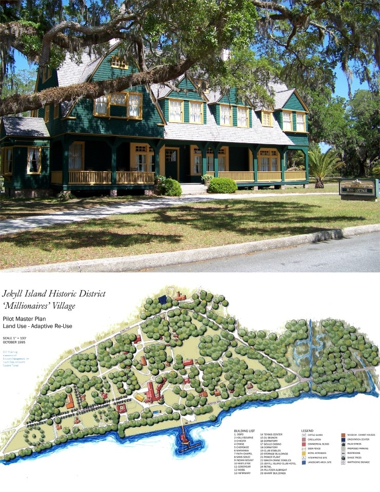Jekyll Island Historic District Pilot Master Plan