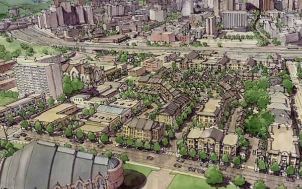 Wheat Street Master Plan