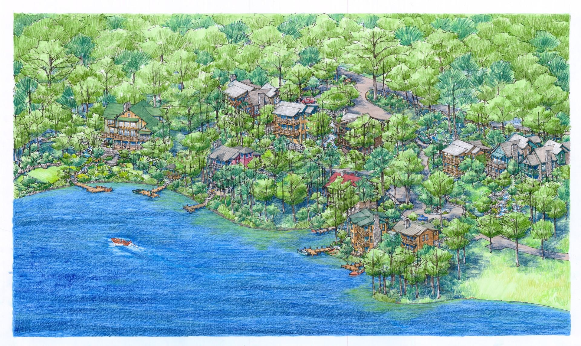TSW Santeetlah-Lakeside_a003 Santeetlah Lakeside    TSW