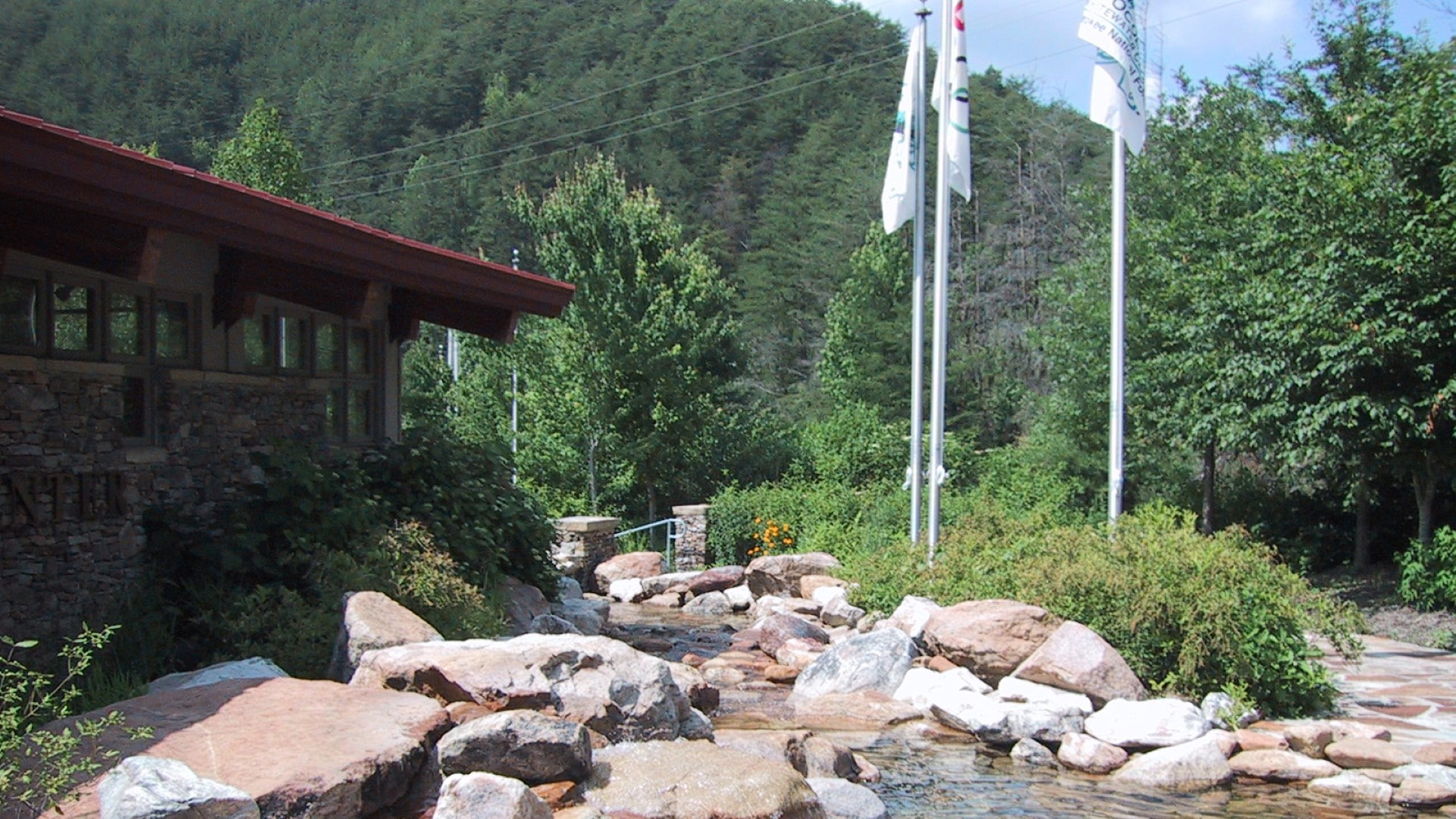 Olympic Whitewater Canoe & Kayak Venue