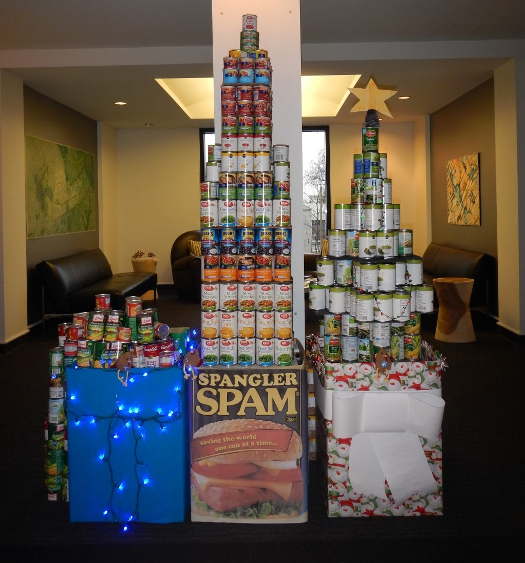 TSW Can-a-thon for the Atlanta Community Food Bank