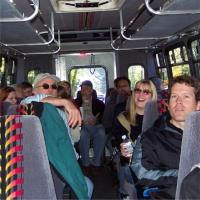 TSW Retreat intown tour, 2004