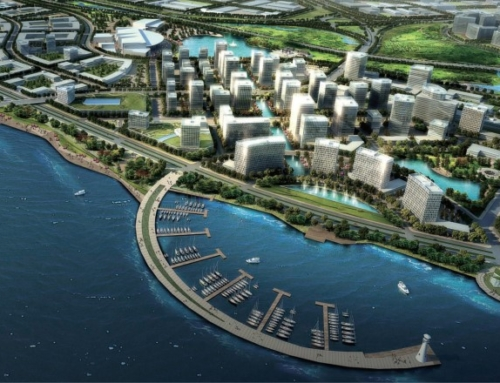 Dalian New Airport Business District