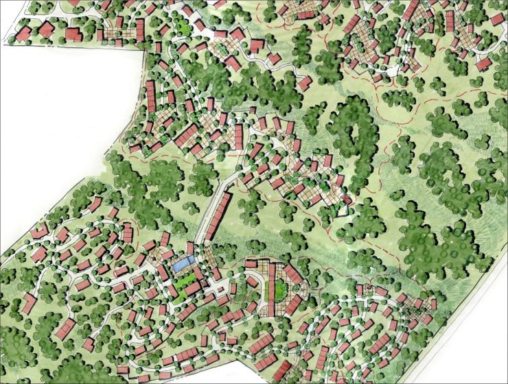 TSW Tbilisi-Master-Plan-004-740x560 Lisi Lake Master Plan    TSW