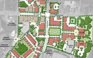 Alpharetta Downtown Master Plan