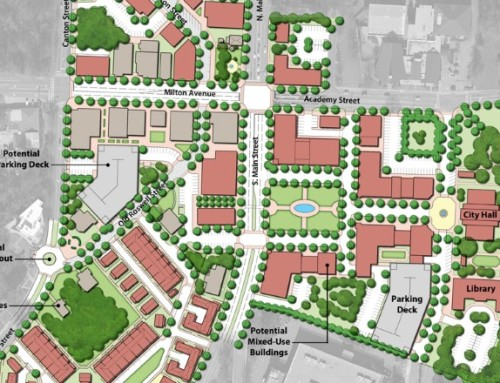 City of Alpharetta Downtown Master Plan
