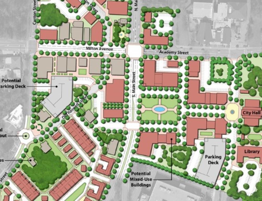 City of Alpharetta Downtown Master Plan