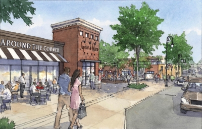 TSW duluthstreet300color-400x256 Duluth Downtown Master Plan Update In The News Planning  Duluth Downtown TSW   TSW