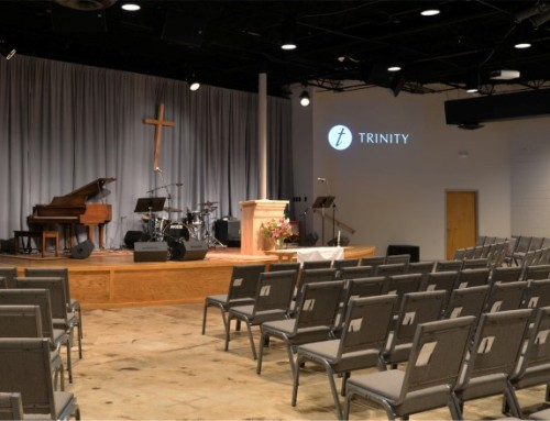 Trinity Anglican Mission Church Expansion Plans
