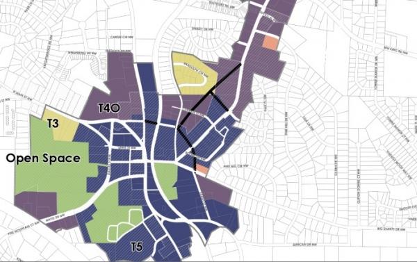 Kennesaw Cherokee Street Corridor Form-Based Code